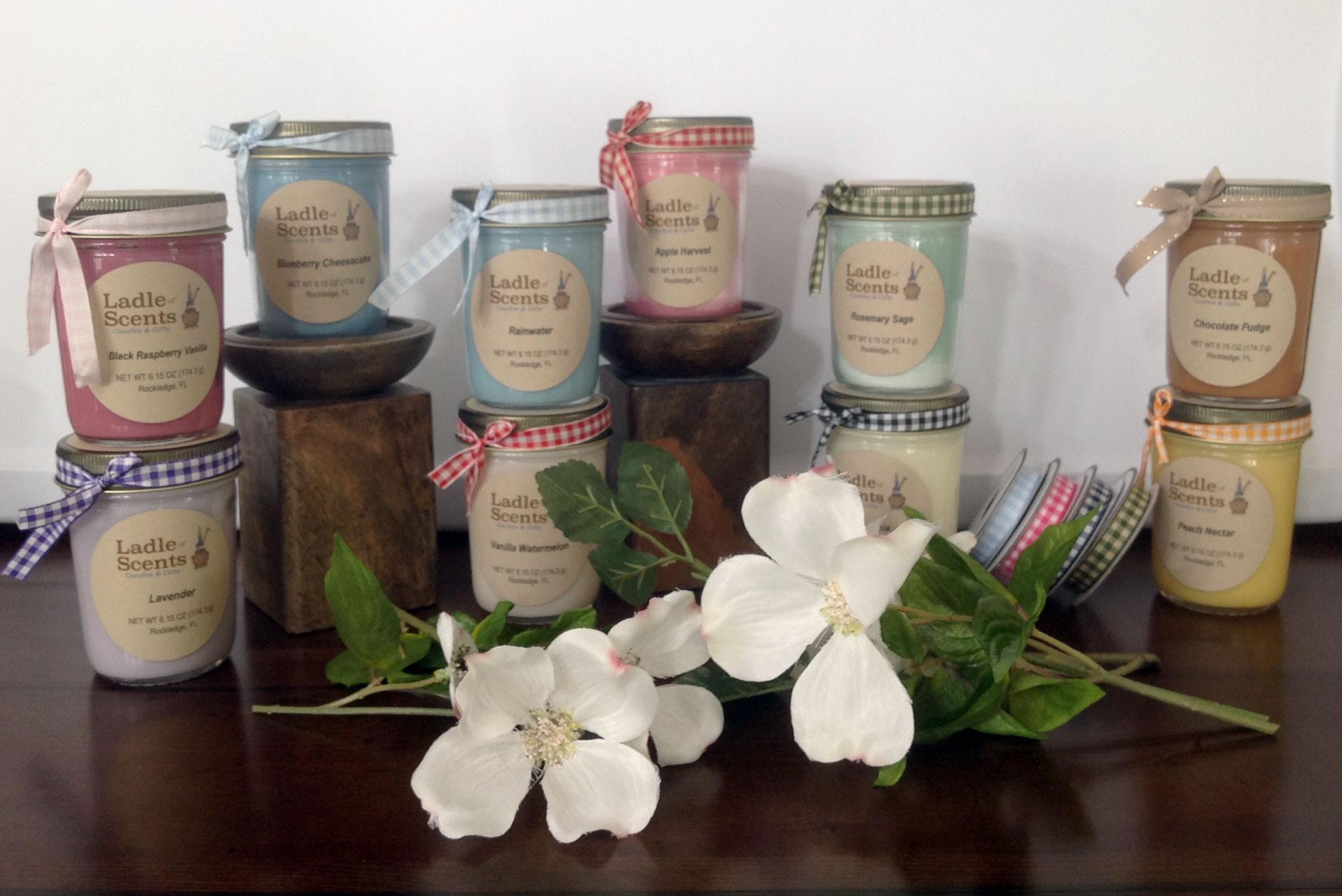 candles-jar-group